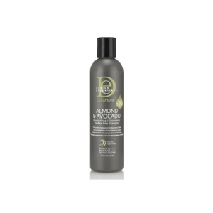 Natural Almond & Avocado Moisturizing Detangling Sulfate-Free Shampoo