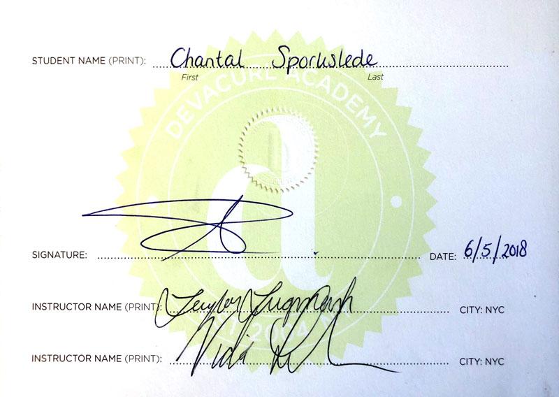 Certificaat Devacut
