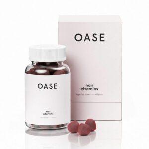 OASE Hair Vitamins (60 Vegan Soft Gums™)