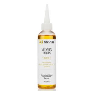 Scalp & Skin Care Vitamin-E Drops