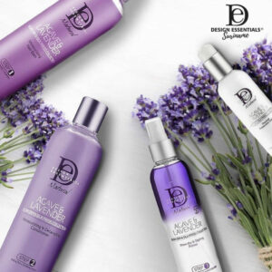 Agave & Lavender Blow Dry & Silk Press Collectie